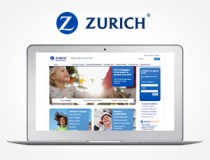 Zurich website redesign and guidelines