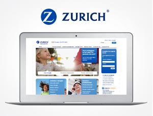 Zurich website redesign and guidelines