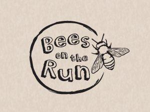 Bees On The Run identity