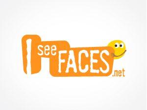 Iseefaces.net logo