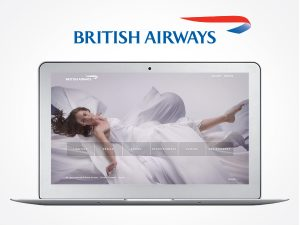 BA Flywell website