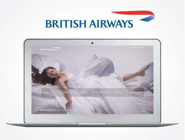 BA Flywell website