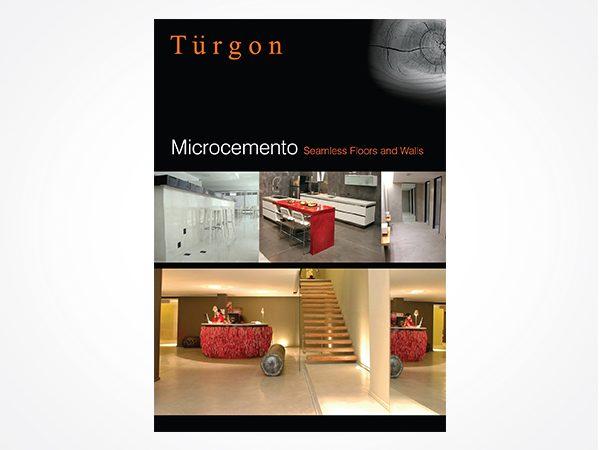 Microcemento brochure