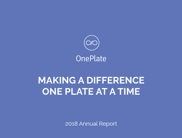 OnePlate Annual Report