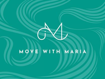 Move With Maria identity