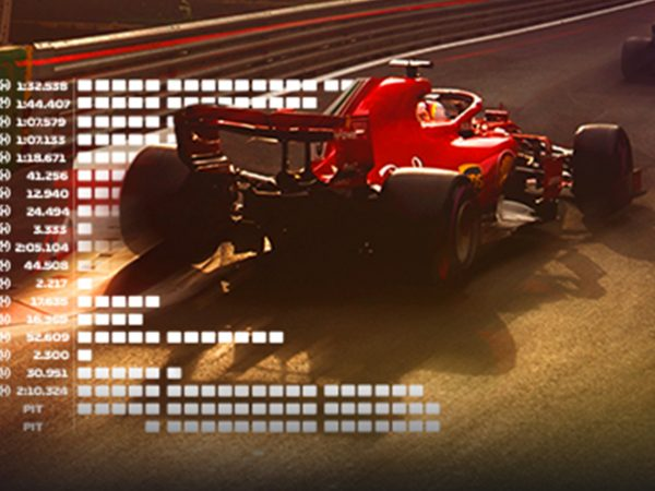 F1 TV Pro email headers